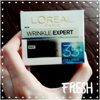 L'Oréal® Paris Wrinkle Expert 35+ Collagen Day/Night Moisturizer 1.7 oz. Jar uploaded by ANNEKA K.