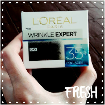 L'Oréal® Paris Wrinkle Expert 35+ Collagen Day/Night Moisturizer 1.7 oz. Jar uploaded by ANNEKA K.