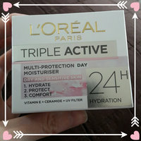L'Oréal Paris Triple Active Day Moisturiser - Dry and Sensitive Skin uploaded by ANNEKA K.