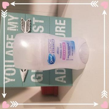 Photo of Secret Clinical Strength Invisible Solid Women's Antiperspirant & Deodorant Ooh-La-La Lavender uploaded by liz F.