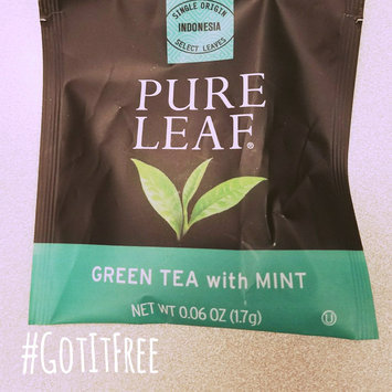 Photo of Pure Leaf Green Tea with Mint in Pyramid Bags 16ct uploaded by Cindy S.