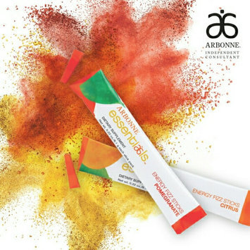 Photo of Arbonne Energy Fizz Sticks - Pomegranate 30 Sticks, 6.1g Each [Pomegranate] uploaded by Joan M.