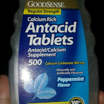 Photo of Good Sense Calcium Antacid Tablets uploaded by Cheyenne B.