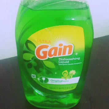 Photo of Gain® Ultra Original Dishwashing Liquid uploaded by Liz H.
