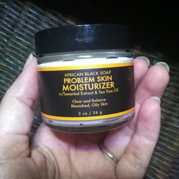 SheaMoisture African Black Soap Problem Skin Moisturizer uploaded by Jolaine V.