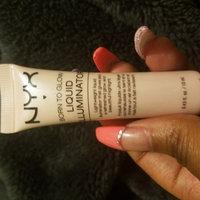 NYX Cosmetics Born to Glow Liquid Illuminator uploaded by Lesley s.