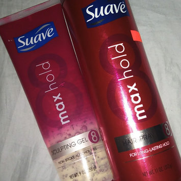 Photo of Suave® Extra Hold Shaping Mousse uploaded by Alexa M.