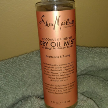 SheaMoisture Coconut & Hibiscus Dry Oil Mist uploaded by Victoria L.