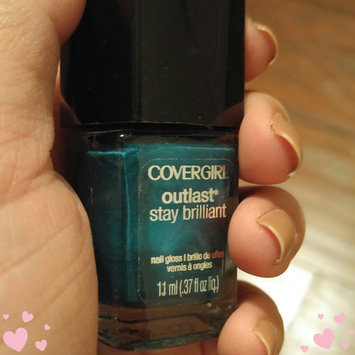 Photo of COVERGIRL Outlast Stay Brilliant Nail Gloss uploaded by Alisha K.