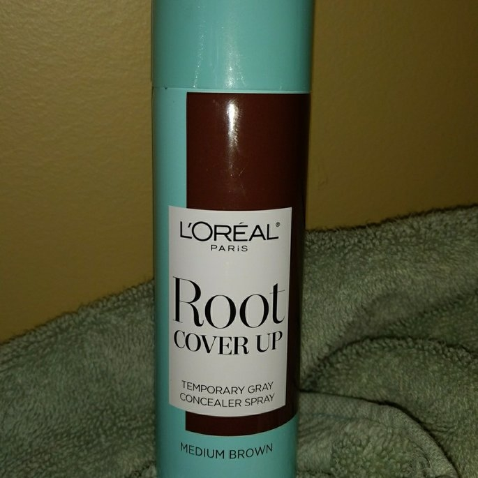 L'Oréal Paris Root Cover Up uploaded by Victoria L.
