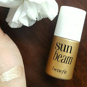 Benefit Cosmetics Sun Beam Highlighter uploaded by Glennie C.