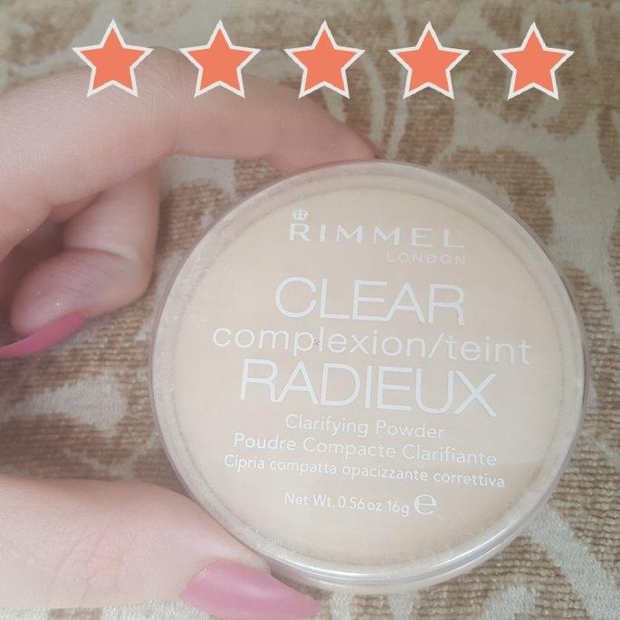 Rimmel London Clear Complexion Anti Shine Powder uploaded by Katrina H.