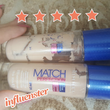 Rimmel: Rimmel Match Perfection Foundation True Ivory uploaded by Katrina H.
