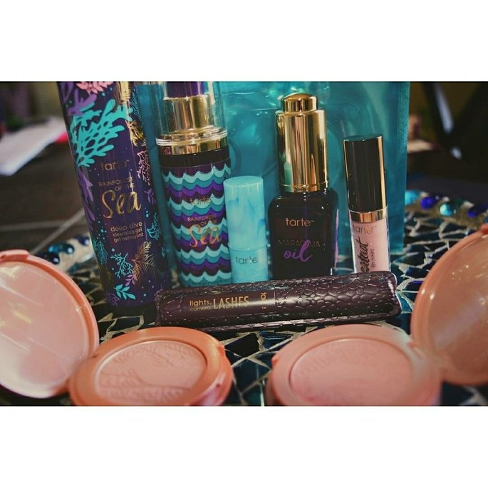 tarte Mother Nature's Miracles Discovery Set uploaded by Tiffany C.