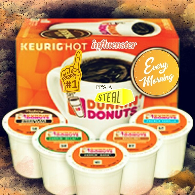 Dunkin Donuts K-Cups in Keurig Coffee Brewers, Original, 48 Count uploaded by Spontaneous W.