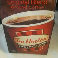 Tim Hortons Tim Horton's 100% Arabica Medium Roast Original Blend Ground Coffee, 12 Ounce uploaded by chelsea j.