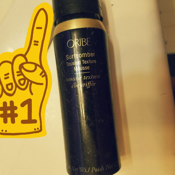 Photo of Oribe Surfcomber Tousled Texture Mousse - Purse Size uploaded by Lacee L.