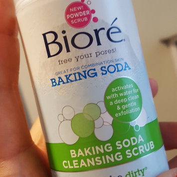 Photo of Bioré® Baking Soda Cleansing Scrub uploaded by Danielle L.