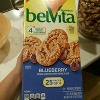 Nabisco belVita Breakfast Biscuits Golden Oat uploaded by Carolina D.