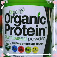 Organic Protein Creamy Chocolate Fudge Flavor, 2.74 Lb uploaded by Moni L.