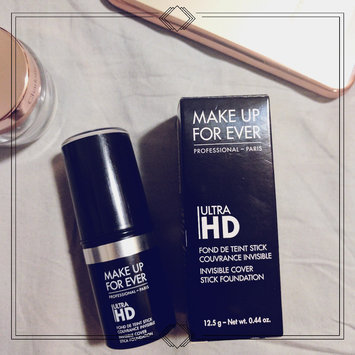 MAKE UP FOR EVER Ultra HD Invisible Cover Stick Foundation 0.44 oz/ 12.5 g uploaded by Gia Buu L.