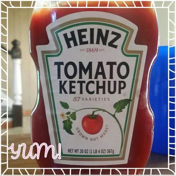 Photo of Heinz® Ketchup uploaded by Cassandra S.