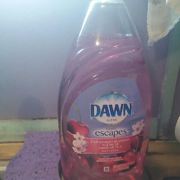 Dawn® Ultra Escapes™ Fuji Cherry Blossom Scent Dishwashing Liquid 28 fl. oz. Plastic Bottle uploaded by Bethany W.