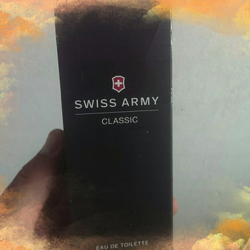Photo of Swiss Army for Men by Swiss Army EDT Spray (Tester) 3.4 oz uploaded by Omar M.