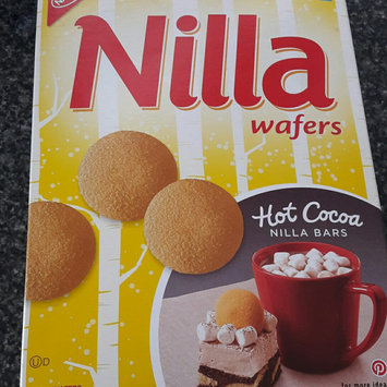 Nabisco Nilla Wafers uploaded by CLARIBEL L.
