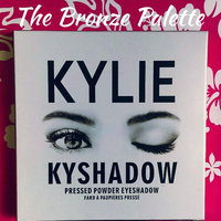 Kylie Cosmetics The Bronze Palette Kyshadow uploaded by Brookelynne T.