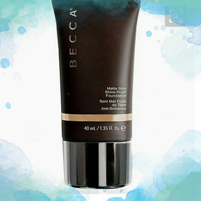BECCA Matte Skin Shine Proof Foundation uploaded by Alejandra L.