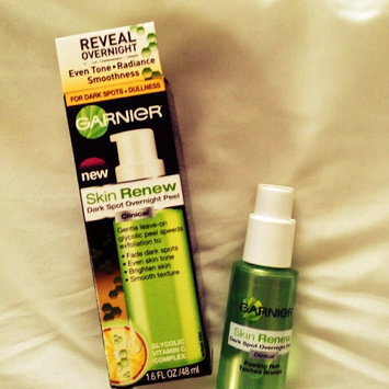 Photo of Garnier Skinactive Clearly Brighter Overnight Leave-on Peel uploaded by Ricardo F.