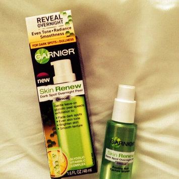 Garnier Skin Renew Clinical Dark Spot Overnight Peel uploaded by Ricardo F.