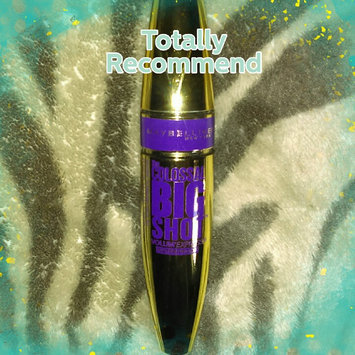 Maybelline Volum' Express® The Colossal Big Shot™ Waterproof Mascara uploaded by Brookelynne T.
