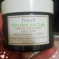 Fresh Vitamin Nectar Vibrancy-Boosting Face Mask 3.3 oz uploaded by Hadessa O.