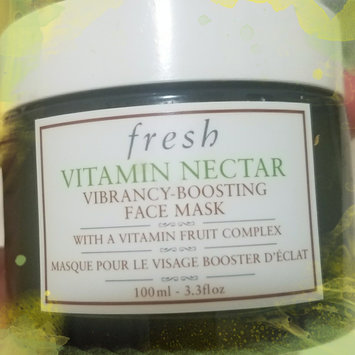 Fresh Vitamin Nectar Vibrancy-Boosting Face Mask 3.3 oz uploaded by Hadessa O.