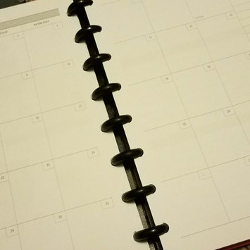 Photo of TUL(TM) Custom Note-Taking System Discbound Notebook, Junior Size, 5 1/2in. x 8 1/2in, Coral uploaded by Sunshine R.