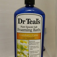 Dr. Teal's Chamomile Foaming Bath uploaded by April D.
