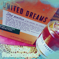 Benetton United Dreams Stay Positive Eau de Toilette Spray for Women uploaded by Simone J.