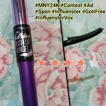 Maybelline The Falsies Push Up Angel™ Washable Mascara uploaded by Hodra Vanessa S.
