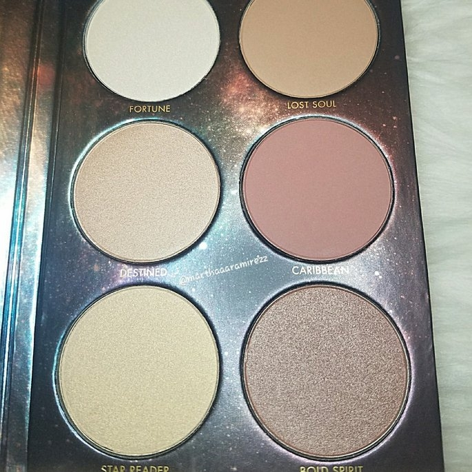 Disney's Pirates of the Caribbean Cheek Palette uploaded by Martha R.