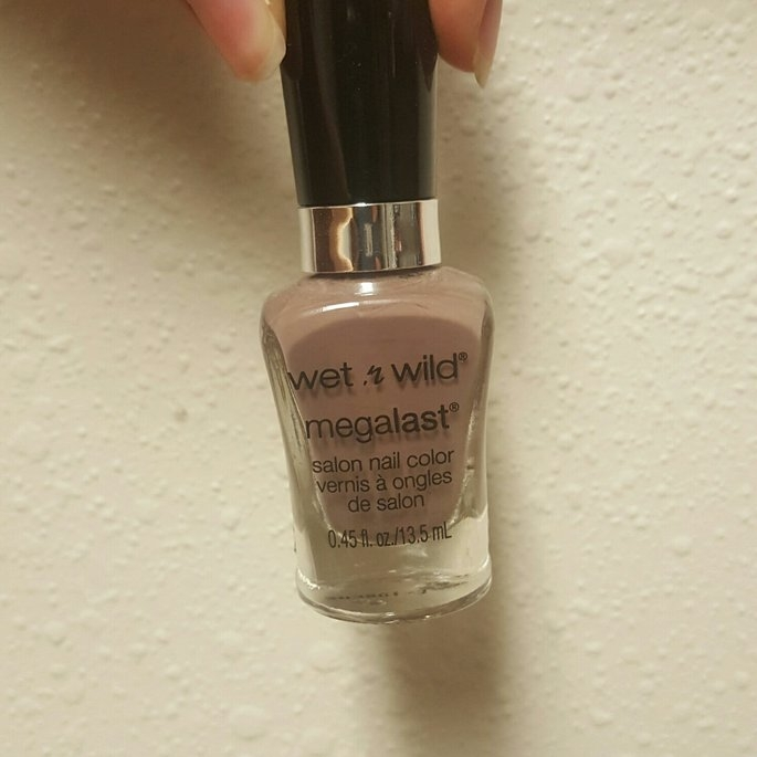 wet n wild Megalast Nail Color uploaded by Kelsey E.