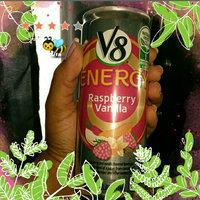 V8® +Energy Raspberry Vanilla Juice uploaded by Kristal R.