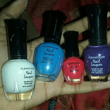 Kleancolor Nail Lacquers uploaded by Gabriela Y.