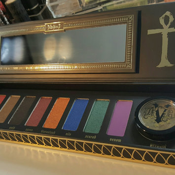 Photo of Kat Von D Serpentina Eyeshadow Palette uploaded by veronica m.