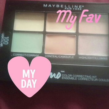Photo of Maybelline Facestudio® Master Camo™ Color Correcting Kit uploaded by amanda L.