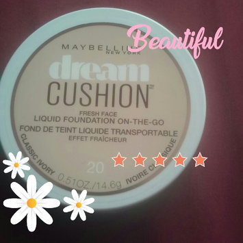 Photo of Maybelline Dream Cushion™ Fresh Face Liquid Foundation uploaded by amanda L.