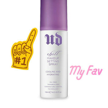 Urban Decay De-Slick Makeup Setting Spray uploaded by Alexandria S.