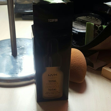 NYX Total Control Drop Foundation uploaded by Julia C.