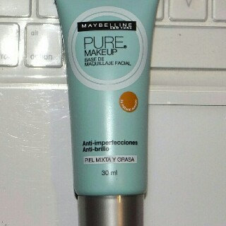Maybelline Pure Foundation uploaded by joheiry v.